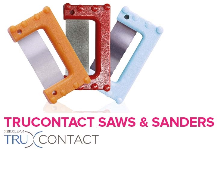 TRUCONTACT SAWS & SANDERS